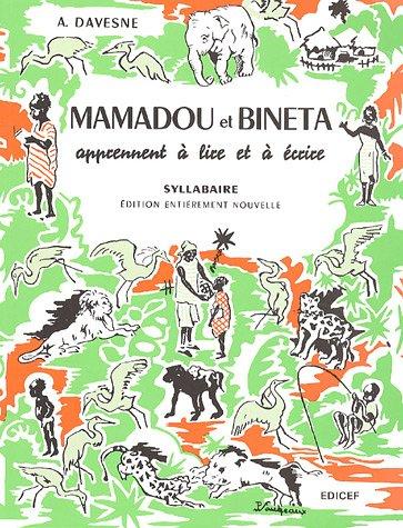 9782850690556: Mamadou et Bineta apprennent à lire et à écrire (French Edition)
