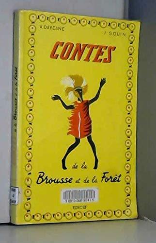9782850690648: Contes de brousse et de forêt