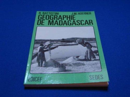 9782850694400: Géographie de Madagascar