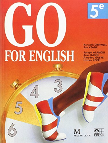 9782850696732: Go for English, 5e