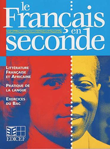 9782850697562: Le français en seconde
