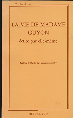 9782850761676: La vie de Madame Guyon (Collection