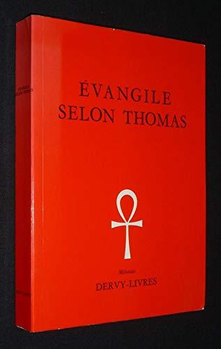 9782850761935: L'Evangile selon saint Thomas