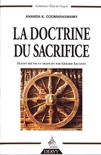 9782850769177: La Doctrine du sacrifice