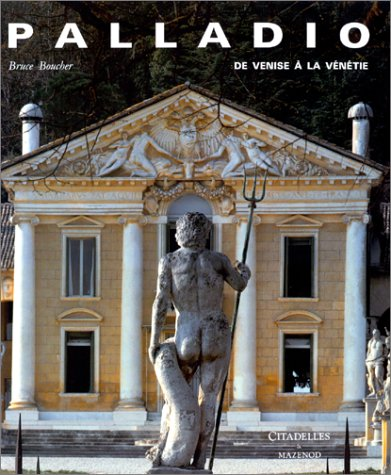 9782850881053: Palladio, de Venise à la Vénétie