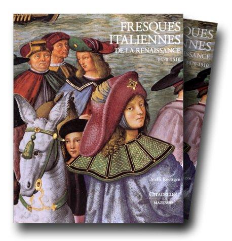 9782850881350: Fresques Italiennes de la Renaissance: 1470 - 1510