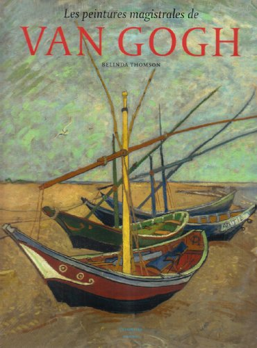 9782850882265: Peintures Magistrales de Van Gogh (French Edition)