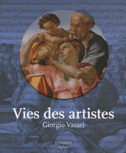 9782850883149: Vie des artistes (CITAD.LIT.ILLU.)