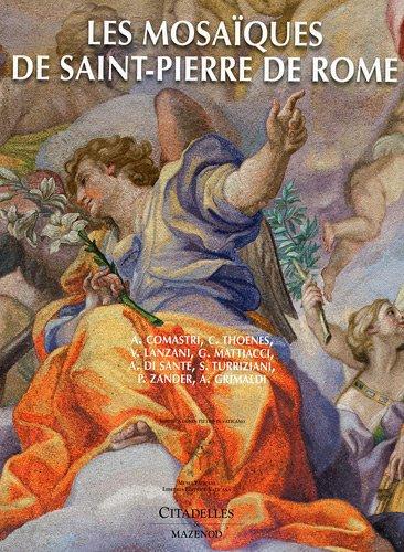 9782850885143: Mosaïques de la Basilique Saint-Pierre