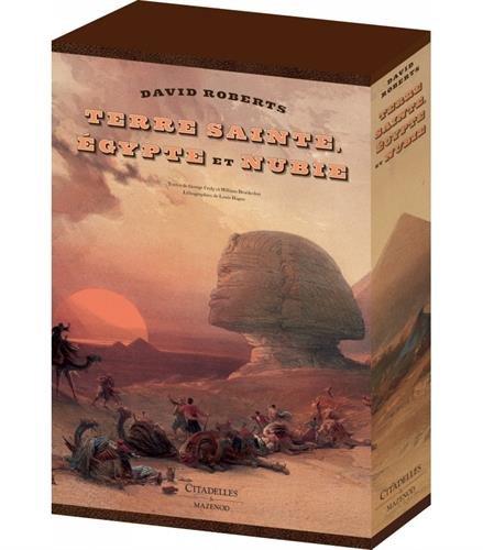 9782850885983: Terre sainte, Égypte et Nubie - AbeBooks: 2850885983