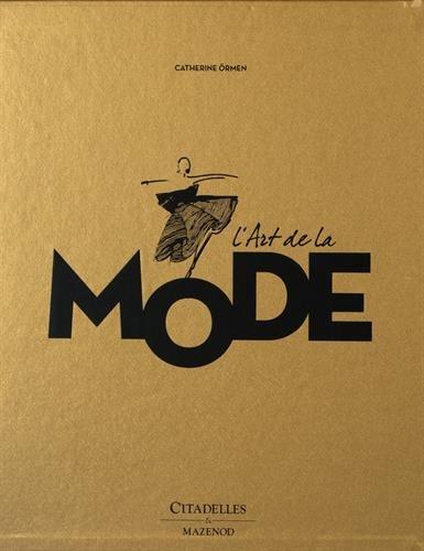 9782850886423: Art de la mode (CITAD.ARTS CIV.)