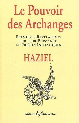 POUVOIR DES ARCHANGES (LE): HAZIEL