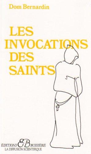 9782850901096: Les invocations des saints