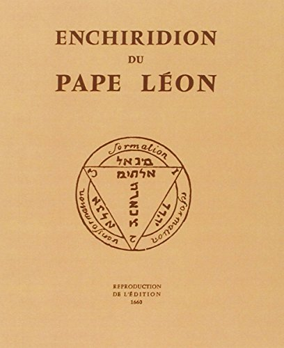 Enchiridion du Pape Leon (French Edition): Anonyme