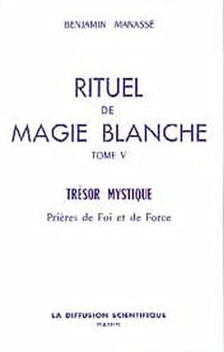 RITUEL DE LA MAGIE BLANCHE T.6: MANASSE, BENJAMIN