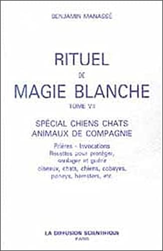 Rituel de magie blanche. Tome 7, Spécial: Benjamin Manassé
