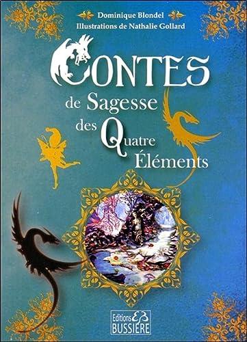 9782850907456: Contes de Sagesse des Quatre Eléments