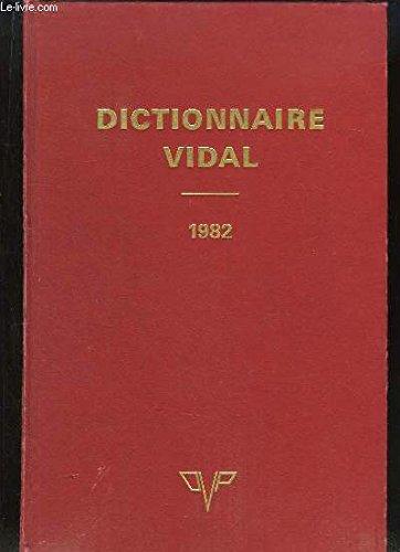 9782850910586: Dictionnaire Vidal