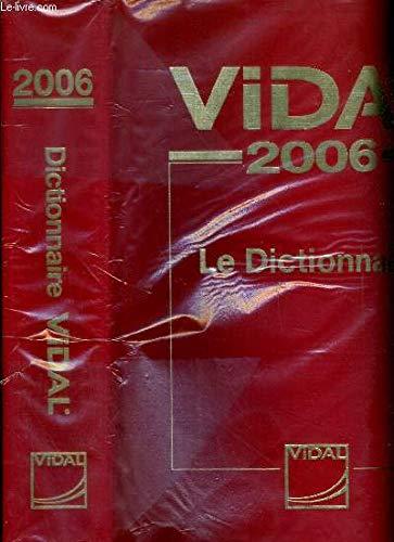 9782850911392: Vidal 2006 : Le Dictionnaire