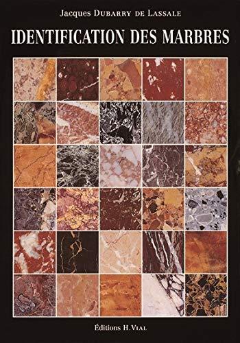 Identification des marbres: Dubarry De Lassale