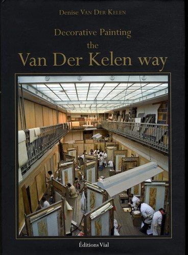 9782851011077: Decorative Painting the Van Der Kelen way