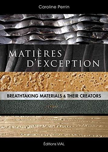 9782851011633: Matières d'exception