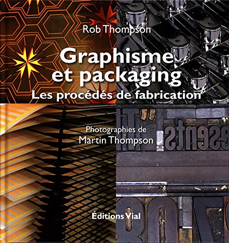 GRAPHISME ET PACKAGING: THOMPSON ROB