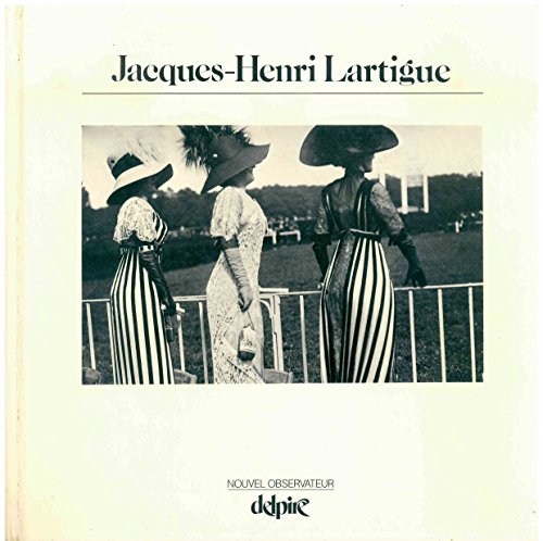 Jacques-Henri Lartigue (9782851070036) by Jacques-Henri Lartigue