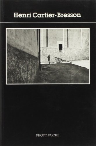 9782851071026: Henri Cartier-Bresson. the Early Work