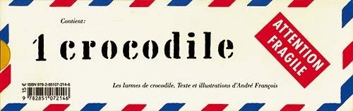 9782851072146: crocodile