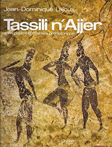 9782851081124: Tassili n'Ajjer: Art rupestre du Sahara préhistorique