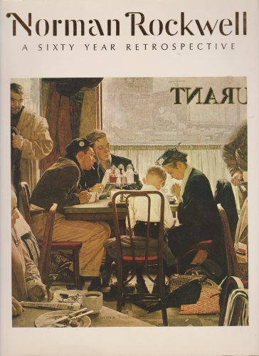 9782851081384: Norman Rockwell, a Sixty Year Retrospective