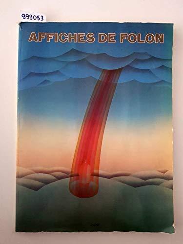 Affiches de Folon: FOLON ( Jean-Michel