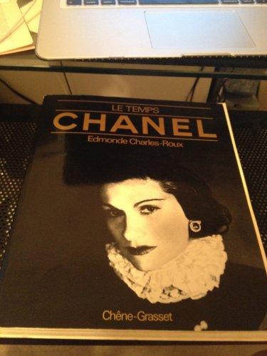 9782851082473: Le temps Chanel