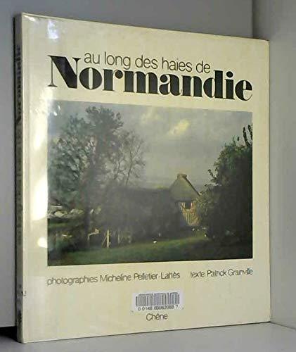 9782851082596: Au long des haies de Normandie