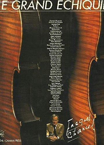 Le Grand Echiquier. Brassens. Von Karajan. Brel.: CHANCEL Jacques