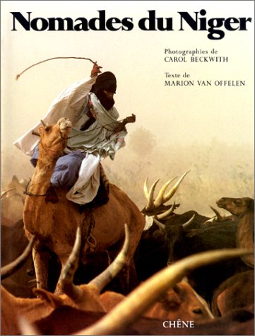 9782851083333: Nomades du Niger (Evasion)