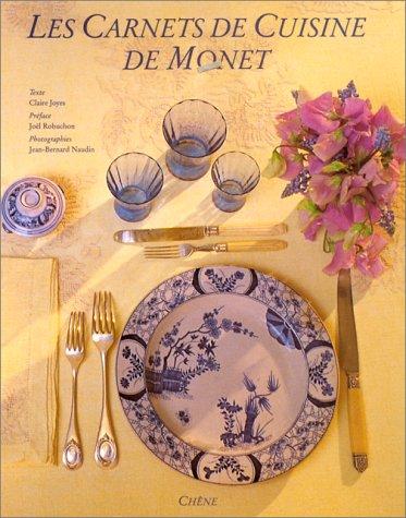 9782851085955: Les Carnets de Cuisine de Monet (French Edition)