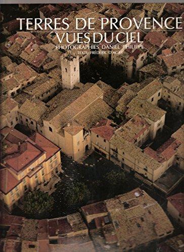 9782851086389: Terres de Provence vues du ciel