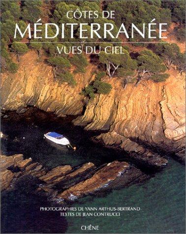 9782851087898: Côtes de Méditerranée vues du ciel