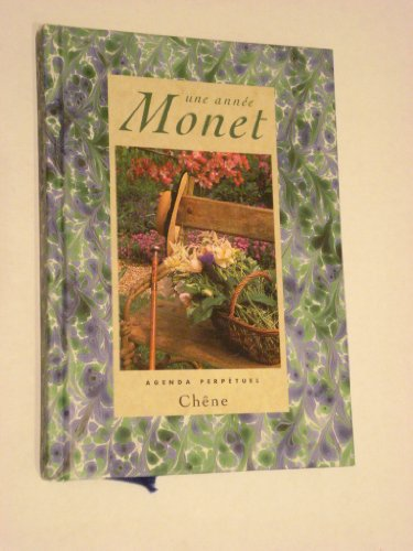 Une Annee Monet: Agenda Perpetuel: Clair Joyes, Jean-Marie