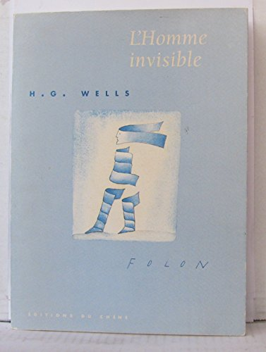 585bb8aee33 L homme invisible  Herbert George Wells