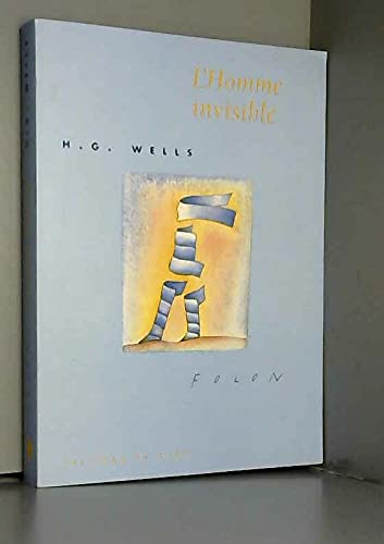 L'homme invisible: Herbert George Wells,