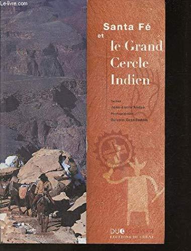 9782851088833: Santa Fé et le Grand cercle indien