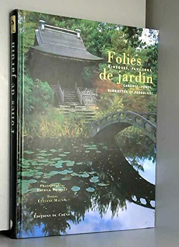 9782851089588: FOLIES DE JARDIN