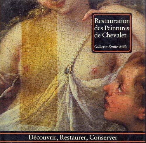 9782851090065: Restauration des peintures de chevalet