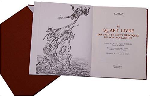 9782851110114: Le Quart Livre