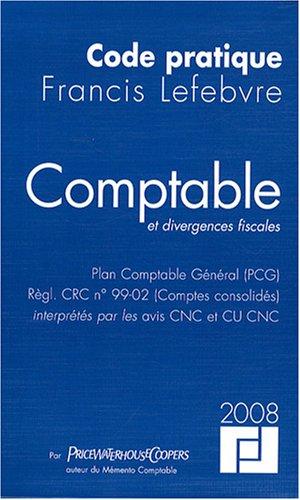 9782851157485: Comptable et divergences fiscales