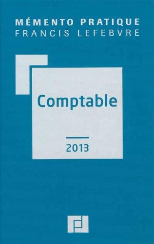 Comptable 2013: PWC, Dufils, Pierre