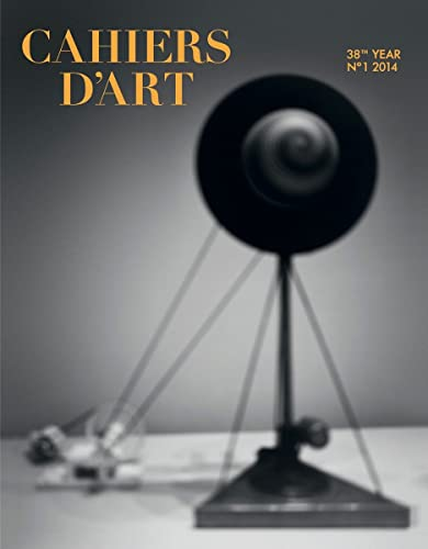 9782851171795: Cahiers D'art Issue N°1, 2014: Hiroshi Sugimoto: 38th Year - 100th Issue